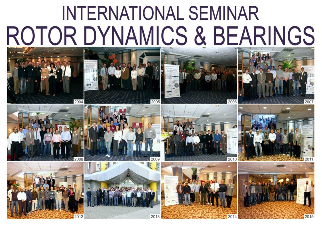International Rotordynamic Seminars 2004-2015