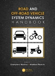 System Dynamics Handbook (Ch. 23: Drivelines in Vehicles)