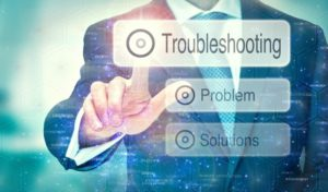 Troubleshooting: Problem + Solutions